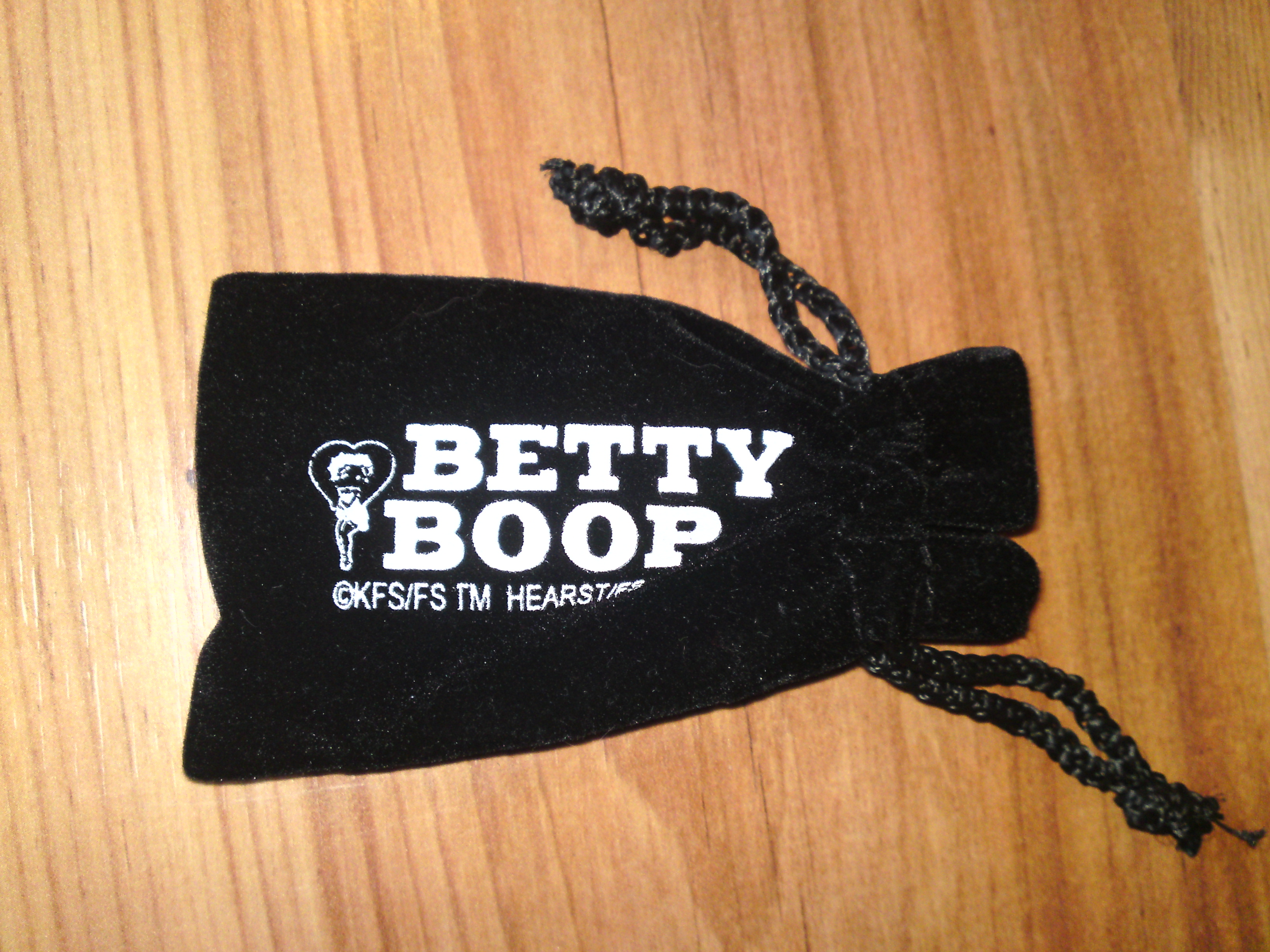 BettyBoopBag